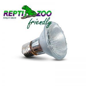 Лампа точечного прогрева ReptiZoo 50W